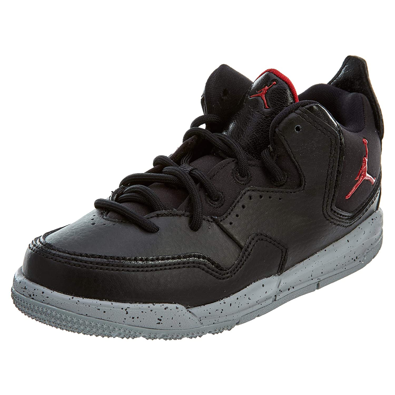 Noir Jordan Courtside 23 (PS)   Noir 34 EU