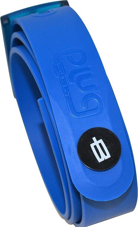 PlugBelt & Ball Marker Royal Blue - Cinturon de Golf para Hombre ...