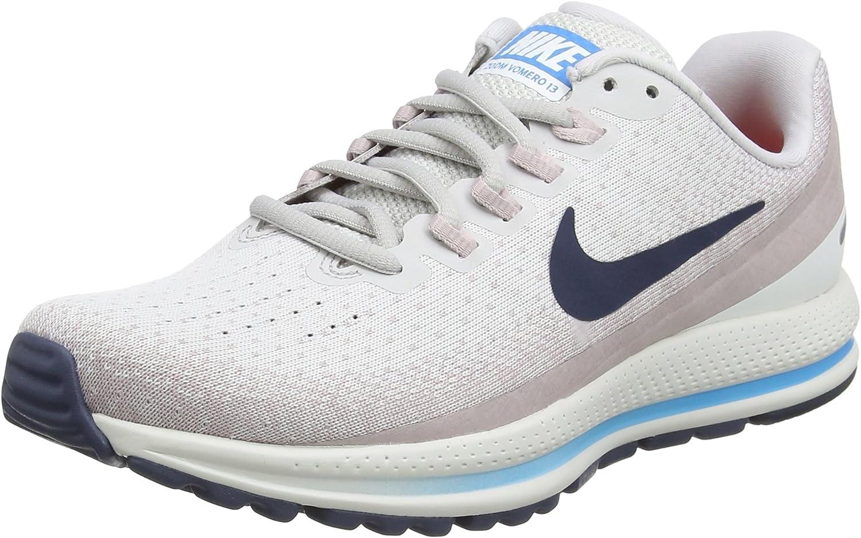Nike Wmns Air Zoom Vomero 13, Zapatillas de Running para Mujer, Gris (Vast Grey/Thunder Blue-Particle Rose 006), 40.5 EU: Amazon.es: Ropa y accesorios