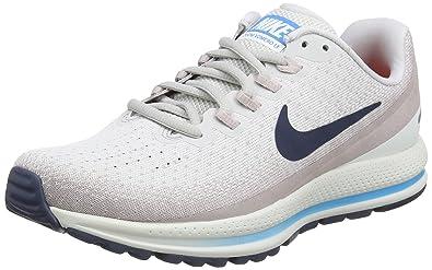 Nike Damen Air Zoom Vomero 13 Grau Mesh Laufschuhe