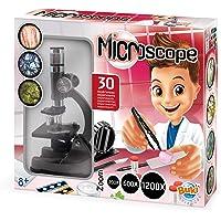 Buki France - MS907B - Microscopio 30 experimentos