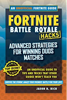 Fortnite Battle Royale Hacks: Advanced Strategies for Winning Duos Matches: An…