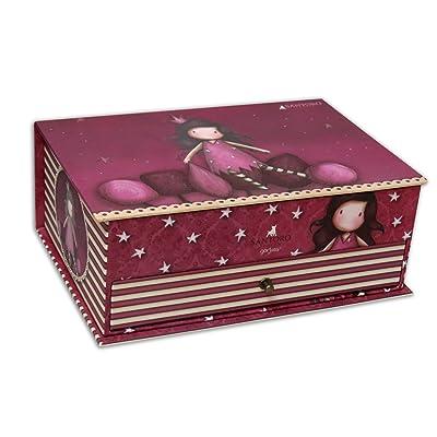 GorjussCYP Imports JW-04-G - Boîte à bijoux