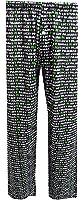 My Lucky Pajamas Black Lounge Pants for men