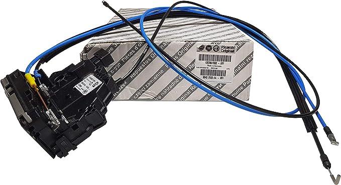 Mecanismo de Cierre para Puerta corredera Original Fiat Ducato 1393801080: Amazon.es: Electrónica
