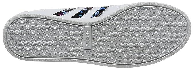 41 Fitness Adidas Blanc Chaussures De Adulte Blanco Mixte b74555 68EO8qwr