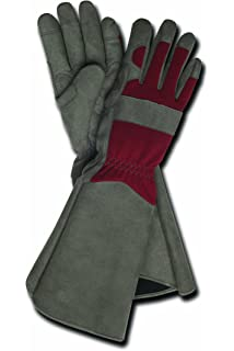 Amazoncom Bionic Womens Rose Gloves Office Products