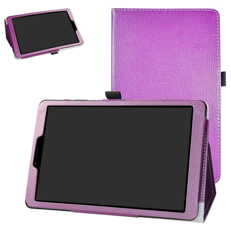 売れ筋商品 Bige PUレザー 2つ折りスタンドカバー 8.4インチ Chuwi 8.4インチ Hi9/Hi9 Pro パープル 4G LTE タブレット用 (CHUWI Hi9/Hi9 Airには非対応) パープル 10001860-5 パープル B07L6XKPTV, 港北区:3afb6335 --- a0267596.xsph.ru