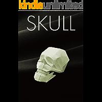 Skull (SQUARE ORIGAMI CREATORS) (Japanese Edition)