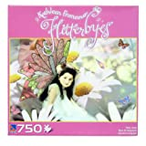 Kathleen Francour Flitterbyes: Daisy Jewel - 750 piece puzzle by Sure-Lox by Sure-Lox