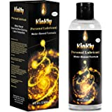 Personal Lubricant for Women Vagina Dryness Silicon Toys - Water Based Lubricant (FDA Approved) - Massage Oil for Women and Men 8oz Bottle (240ml)
