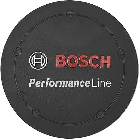 Bosch Logo Deckel Performance Abdeckung Schwarz Einheitsgröße Sport Freizeit