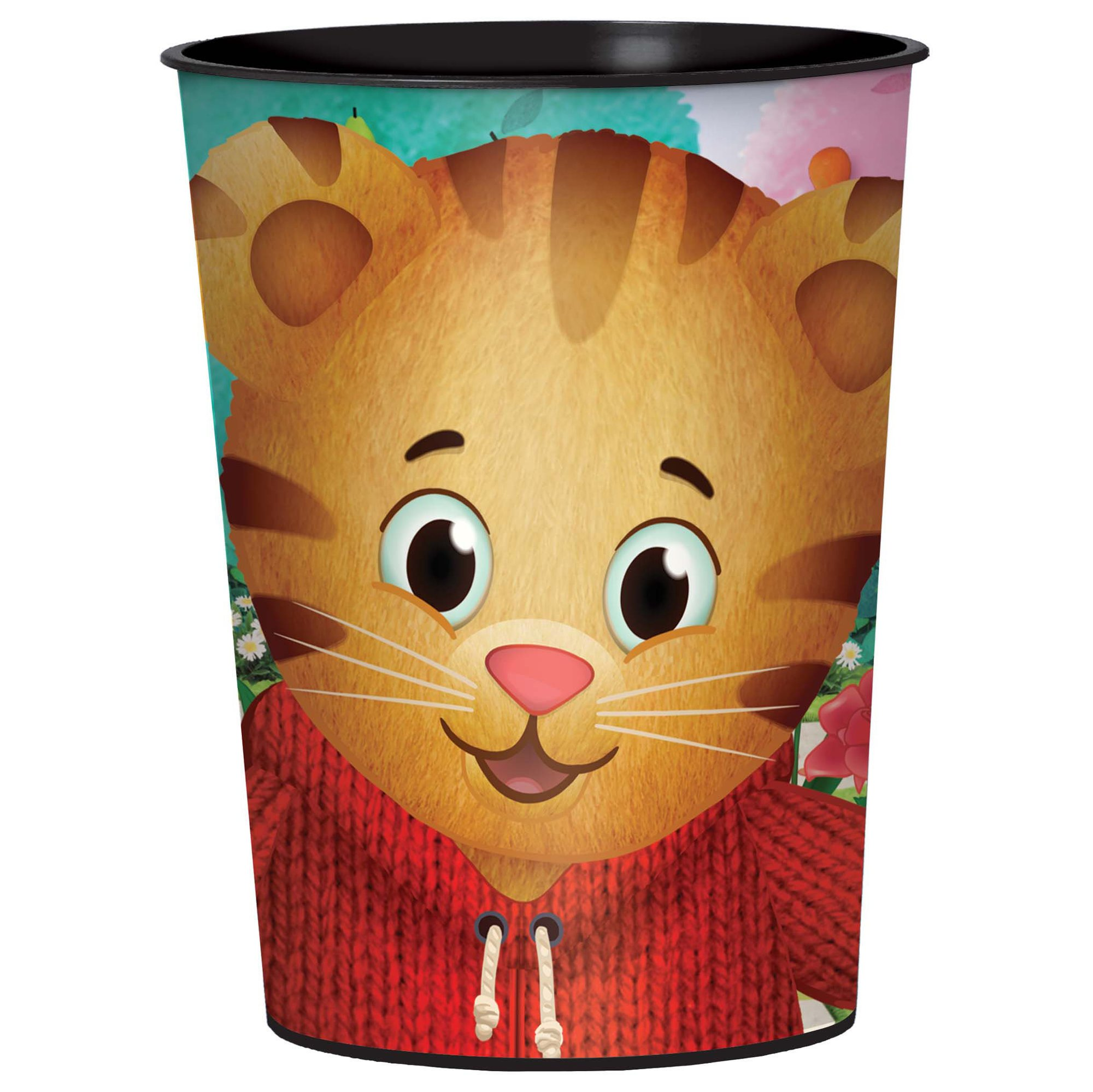 BirthdayExpress Daniel Tiger Party Supplies 12 Pack Favor Cups by BirthdayExpress