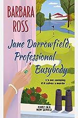 Jane Darrowfield, Professional Busybody Kindle Edition