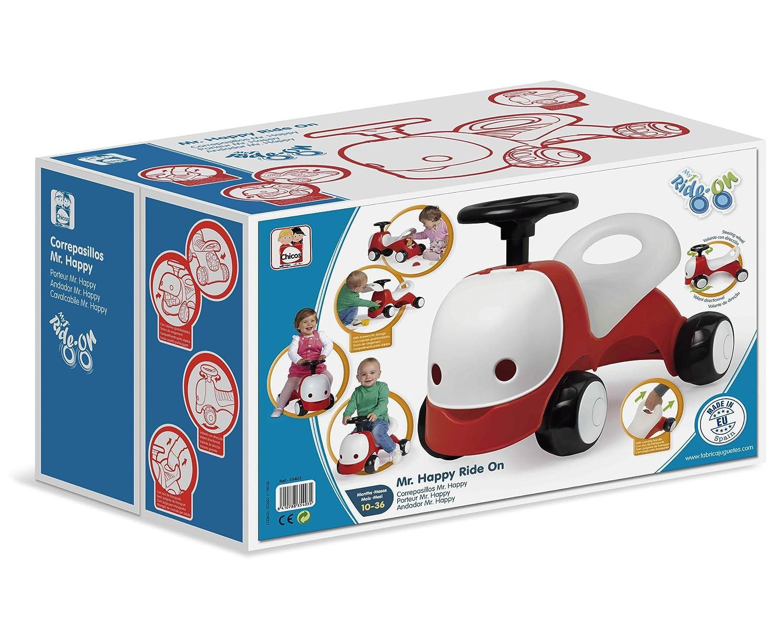 Amazon.com: Chicos Ride-On Mr. Happy: Toys & Games