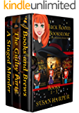 Back Room Bookstore Cozy Mystery Boxed Set: Books 1 - 3