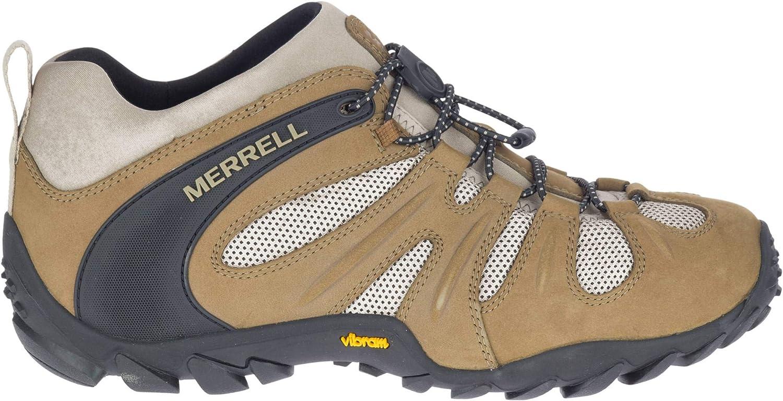 Merrell Men s Cham 8 Stretch Hiking Shoe
