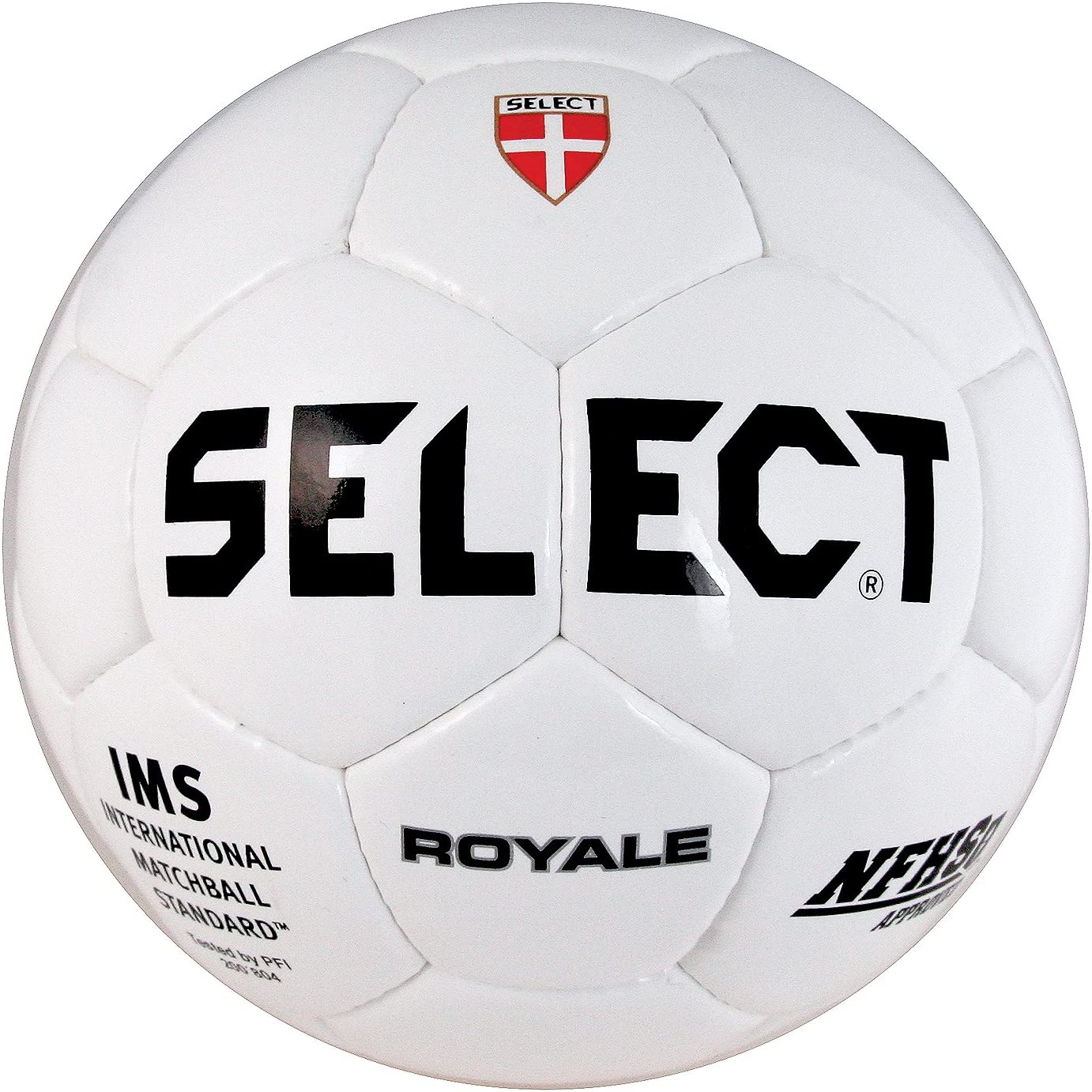 Select Royale – Balón de fútbol, Color Blanco, tamaño 4: Amazon.es ...