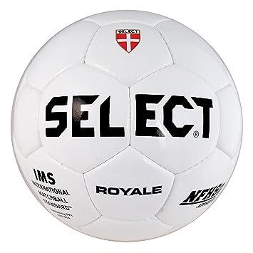 Select Royale - Balón de fútbol, Color Blanco, tamaño 4: Amazon.es ...
