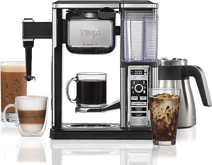 Ninja-Coffee-Bar-Auto-iQ-Programmable-Coffee-Maker