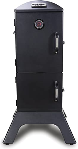 Broil-King-923610-Vertical-Charcoal-Smoker