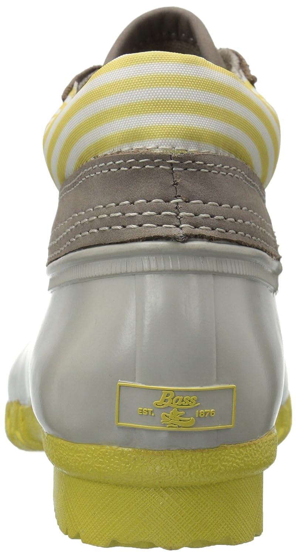 G.H. Bass & Co.. Women's Dorothy Rain Boot B01M3X7XKA 7 B(M) US|Limoncello/Grey/Soft Grey