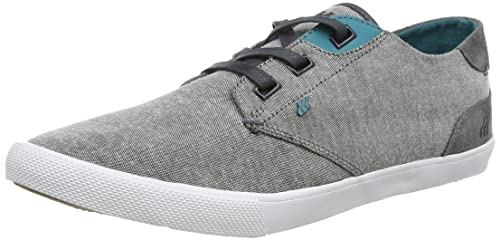 Boxfresh Stern Inc Cmbry/SDE, Homme Sneakers Basses, Gris (Grey), 39.5