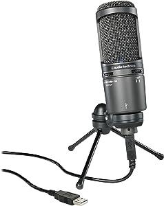 USB Microphone, Black