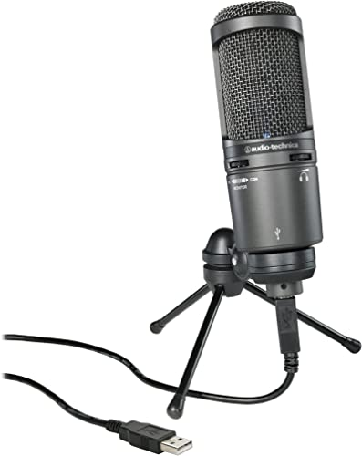 Audio-Technica AT2020USB+ Cardioid Condenser