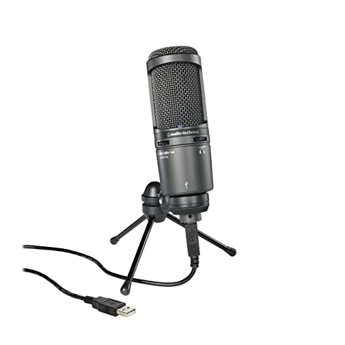 Audio-Technica AT2020USB PLUS Microphone