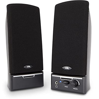 Cyber Acoustics CA-2014RB Gaming Speakers