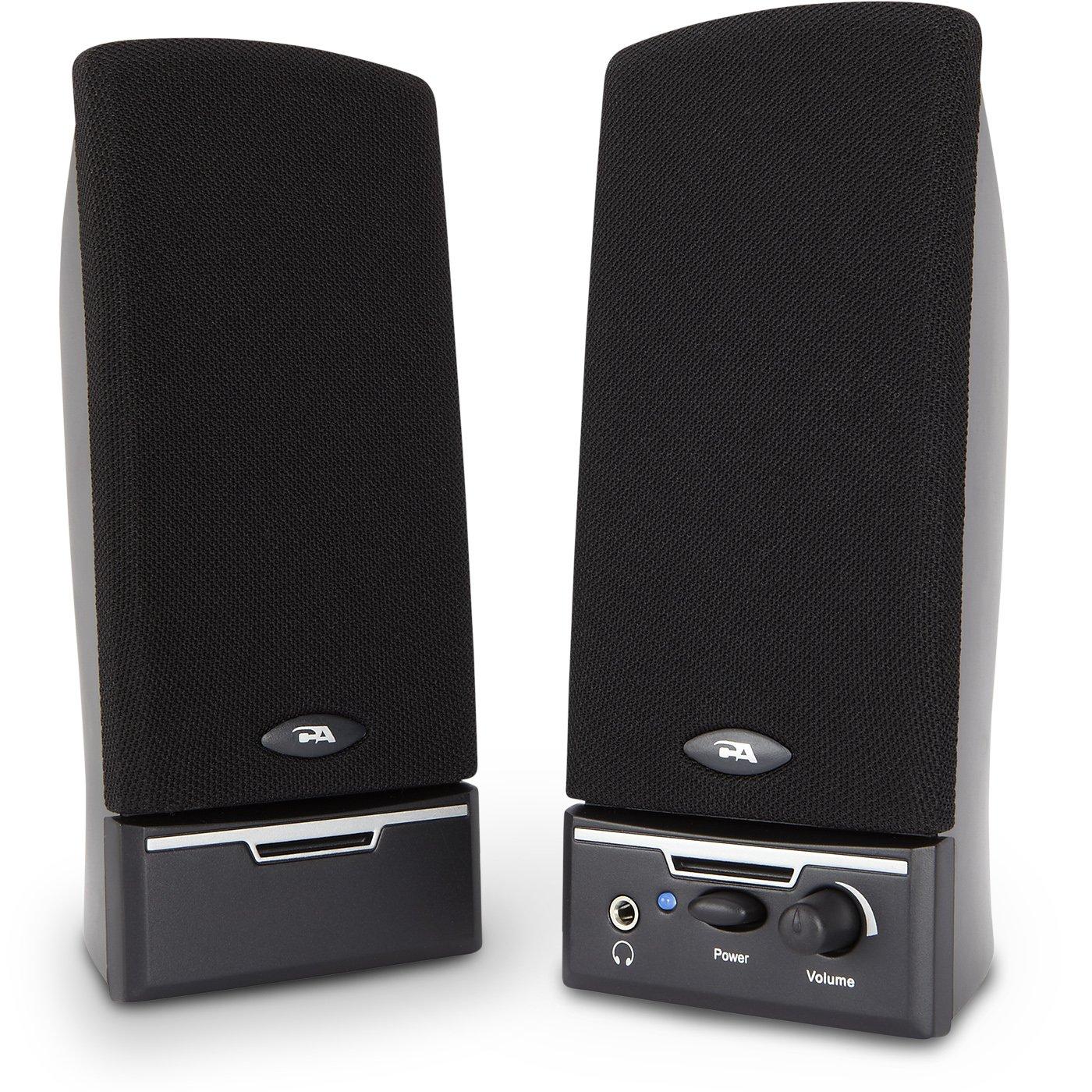 Cyber Acoustics CA-2014 multimedia desktop computer speakers by Cyber Acoustics (Image #1)