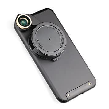 Ztylus 4-in-1 Revolver Lens Smartphone Camera Kit for: Amazon.in ...
