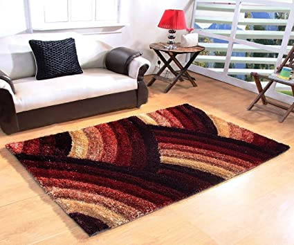 Buy Carpet For Living Room Carpet For Home Designer 3d Shaggy Fur Carpet 3 X 5 Feet By Fresh From Loom Online At Low Prices In India Amazon In