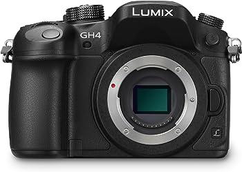 Panasonic Lumix DMC-GH4 16.05MP 4K Mirrorless Camera Body