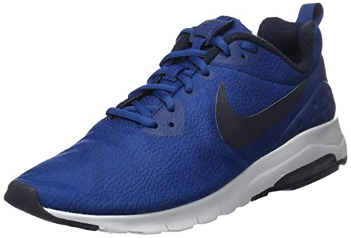 c28f7a5e91 Nike Men's Air Max Motion Lw Prem Coastal Blue/Dark Obsidian/Pur Running  Shoe