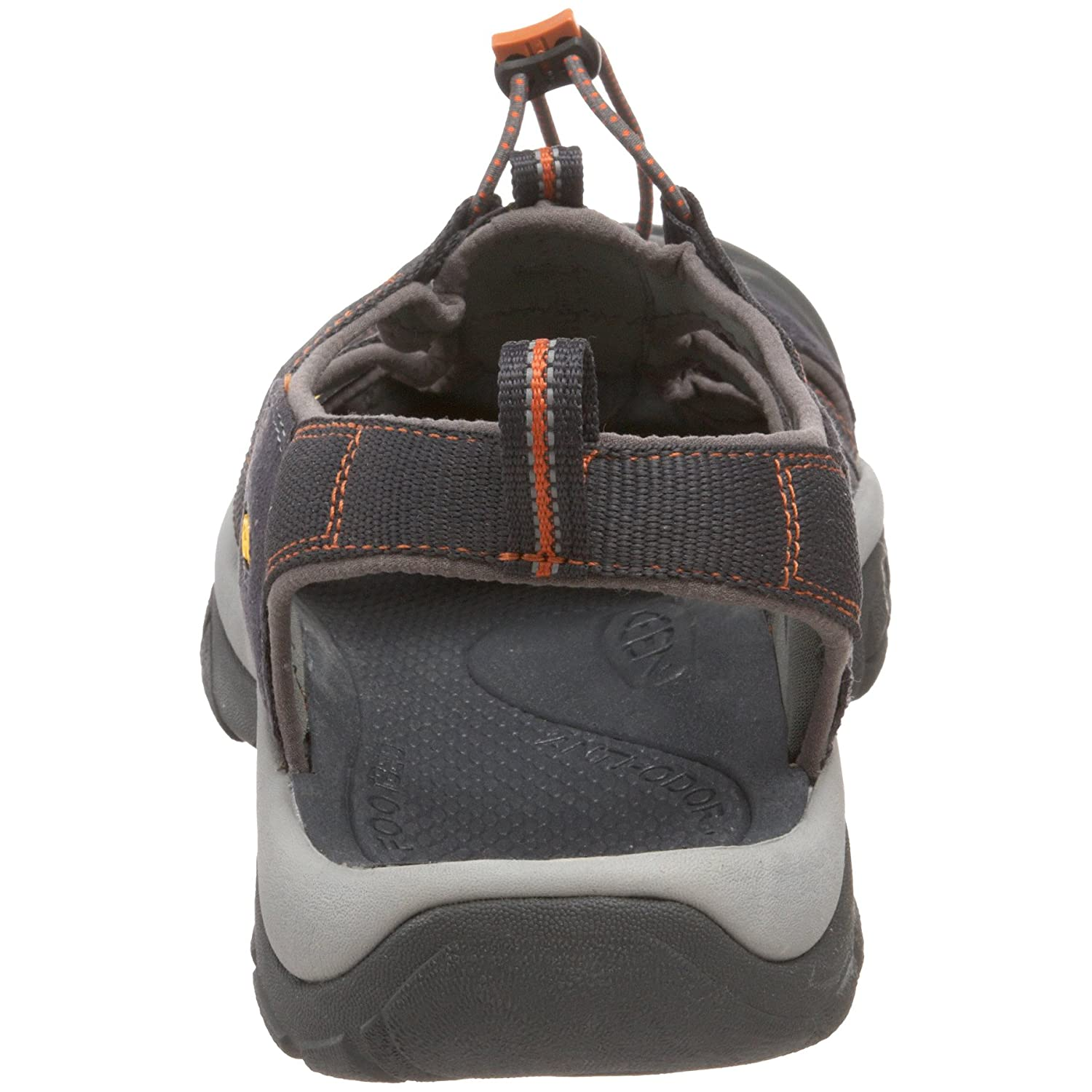 KEEN Men's Newport H2 Sandal B0035FC8M0 8.5 D(M) US|India Ink/Rust