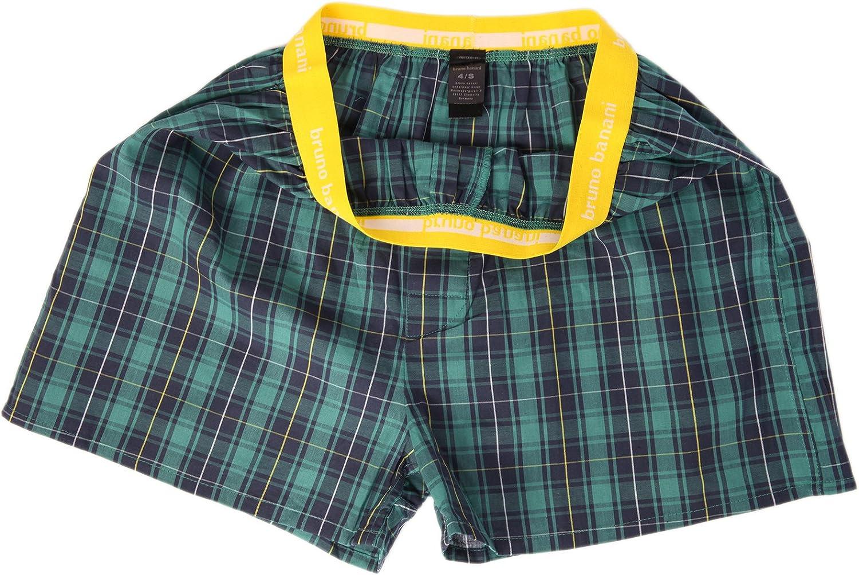 bruno banani Herren Boxershorts Unterhose Cotton