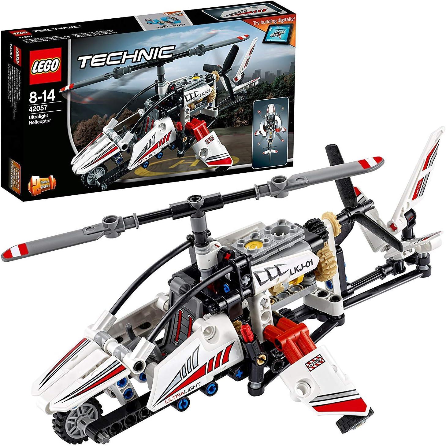 LEGO Technic - Helicóptero Ultraligero (42057)