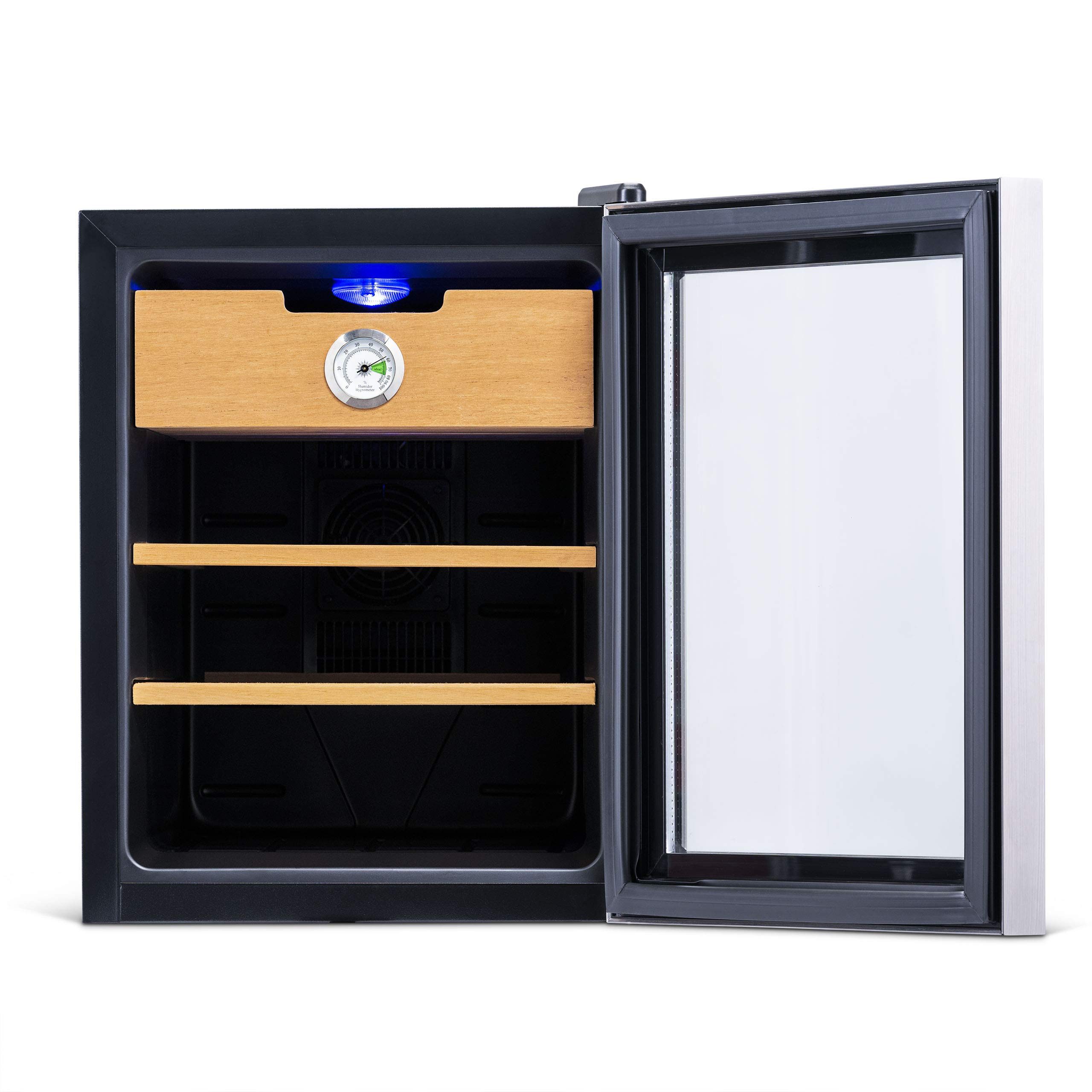 NewAir CC-100H Cigar Cooler and Humidor, 250 Count by NewAir (Image #8)