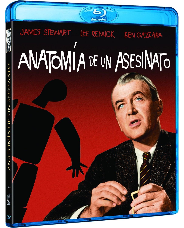 Anatomía De Un Asesinato [Blu-ray]