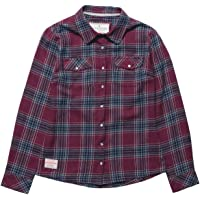 Brakeburn Flannel Shirt, Skirt Mujer