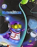 Matemáticas 3º Primaria + Comic (Superpixépolis) - 9788426393142