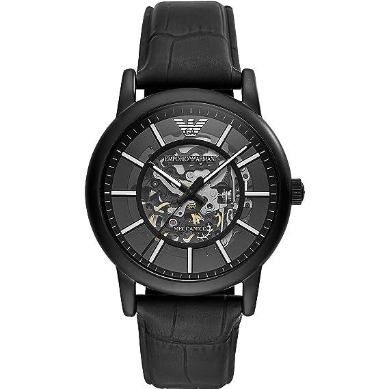 0d8fcaddf35c Emporio Armani Reloj Análogo clásico para Hombre de Cuarzo con ...