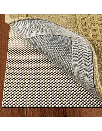4c673496540ac DoubleCheck Products Non Slip Area Rug Pad Size 9  X 12  Thick Padding And
