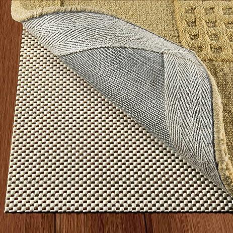 Non Slip Rug Pad Size 2 X10 For Runner Rugs On Hardwood Floors Extra Strong  Grip