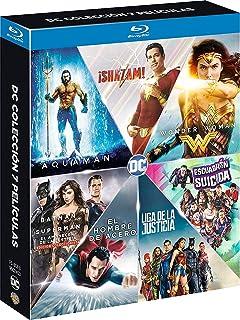 DC Les Super-Vilains - Coffret : Batman : The Killing Joke + Batman : Assaut sur Arkham + Batman et Harley Quinn Francia Blu-ray: Amazon.es: Sam Liu, Jay Oliva, Ethan Spaulding: Cine