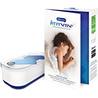 Enfasmart Feversense Continuous Monitoring Digital Thermometer - Wireless, Bluetooth, Smart Alerts - iPhone & Android…