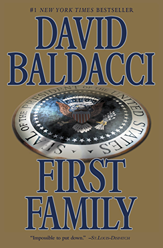 First Family (King and Maxwell Book 4) (English Edition)