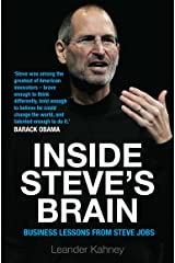 Inside Steve's Brain: Business Lessons from Steve Jobs, the Man Who Saved Apple Kindle Edition